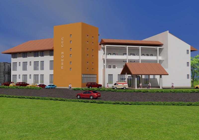 CCChouse building